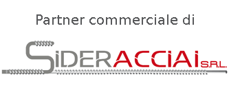 Partner commerciale di Sideracciai Srl