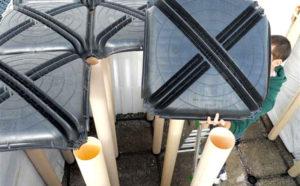 materiali plastici per edilizia